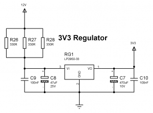 3.3V Logic Supply