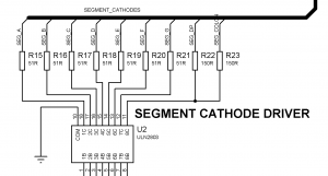 8 Channel Cathode Drivers