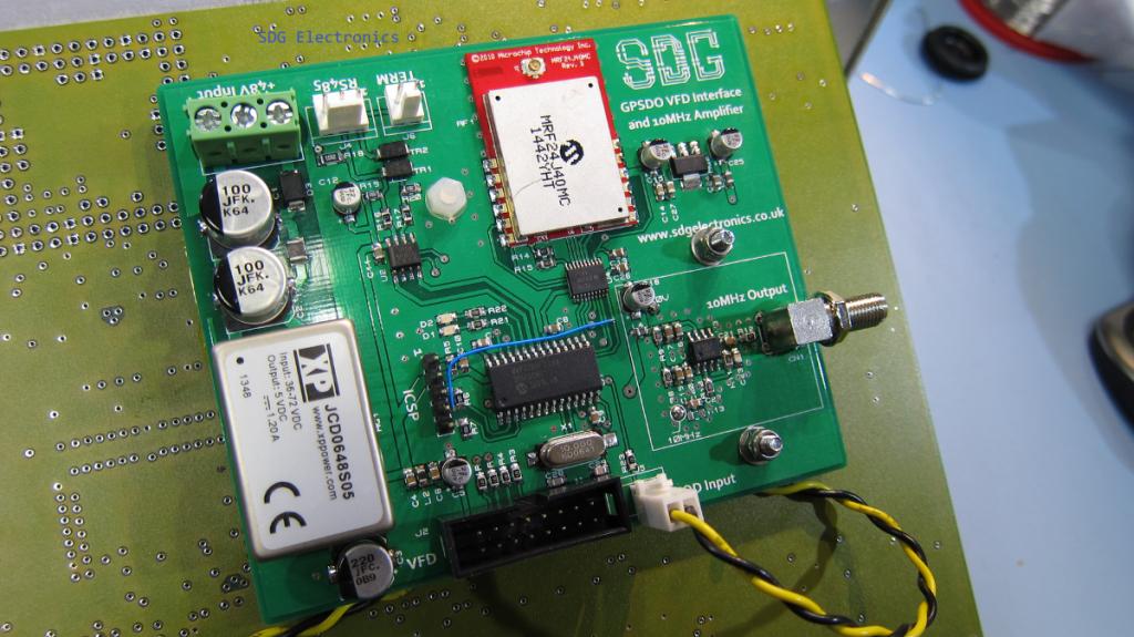 GPSDO PCB