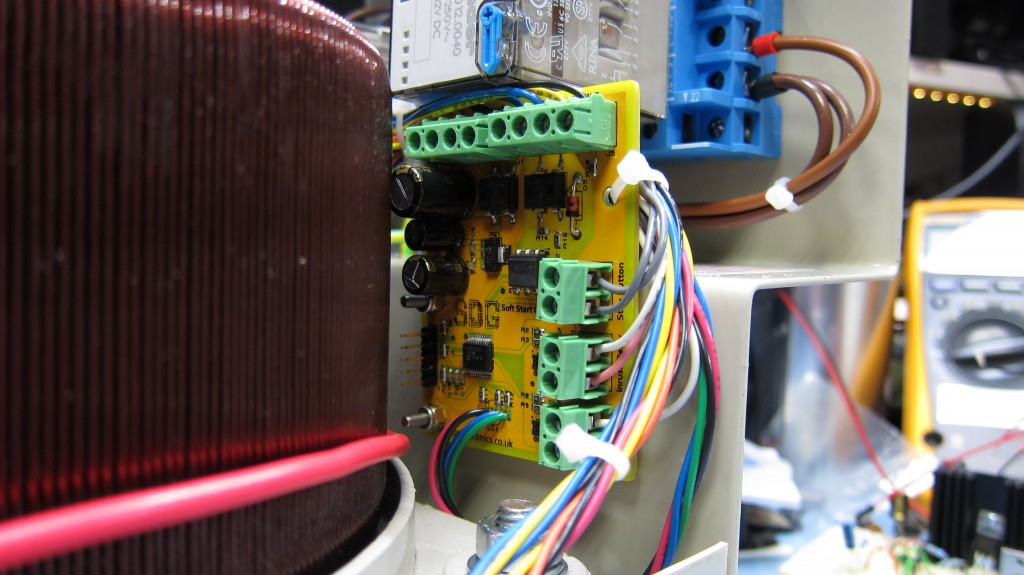 Variac Control PCB