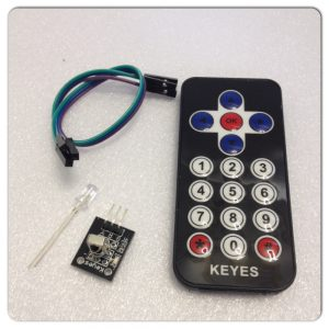 Keyes IR Remote Kit